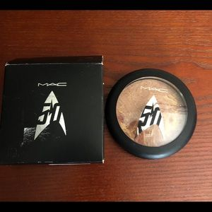 "Mac Star Trek ""Highly Illogical"" Powder"